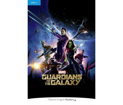 Guardians of the Galaxy (MARVEL) Level 4- Reader