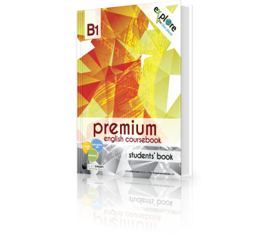 Premium B1 (Students Book with Work Book)